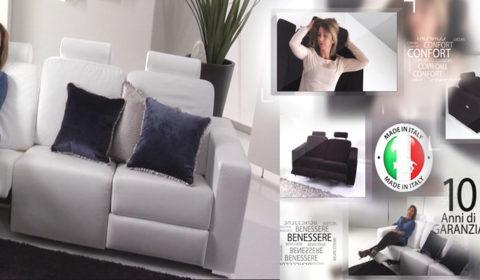 Lucrezia divano relax