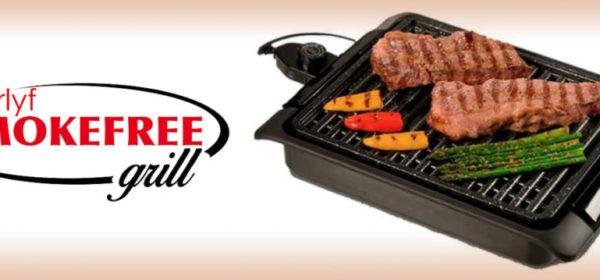 starlyf smoke free grill